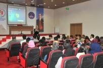GÖKKUŞAĞI - Akşehir'de Yazarlardan Konferans