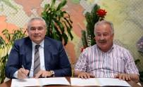AĞIR VASITA - Antalya Ticaretinin Yapısını Değiştirecek Protokol