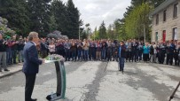 OLGUNLUK - Başkan Akay, 25 Mayıs'taki Genel Kurulda Aday Olacak