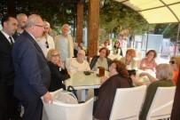 KADİR ALBAYRAK - Başkan Albayrak'ın Çorlu Ve Çerkezköy Ziyaretleri