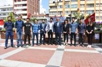 TÜRKÇÜLÜK - Başkan Alıcık, Tanrıdağ Türkçüler Derneğinin Etkinliğe Destek Verdi