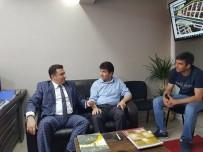 SARAYCıK - Başkan Bakıcı Vatandaşlarla Bir Araya Geldi