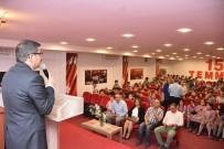 ORTAK AKIL - Başkan Çelik'ten Öğrencilere Yerel Yönetim Dersi