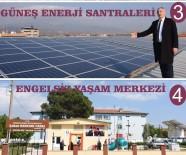 ENERJİ SANTRALİ - Başkan Kale Tesisleri Hizmete Açıyor