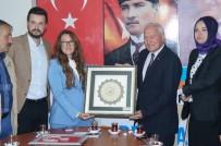 BÜLENT TURAN - Başkan Karadağ'dan Teşkilatlara Teşekkür Ziyareti