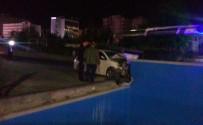 GAZİ MAHALLESİ - Başkent'te Trafik Kazası Açıklaması 1 Yaralı