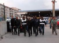 Belediye Başkanını Silahla Yaralayan Zanlı Yakalandı