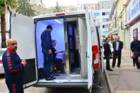 SAĞLIK TARAMASI - Belediye Personelleri Sağlık Taramasından Geçirildi