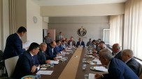 MUZAFFER YALÇIN - Bilecik İl Genel Meclisi Mayıs Ayı İkinci Birleşimi Pazaryeri'nde Yapıldı