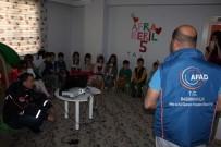 AFET BİLİNCİ - Bingöl'de Öğrencilere Afet Eğitimi