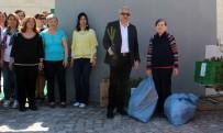 İSMAİL CEM - Çankaya'da Atıklar Fidana Dönüşüyor
