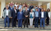 MUSTAFA ARSLAN - Cemiyet'ten 'Basın İlan Kurumu Mevzuatı Ve Yerel Basının Sorunları' Konulu Seminer