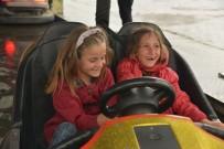 Çermikli Çocuklar Sinema Ve Lunapark Keyfi Yaşadı