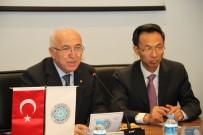 SERBEST BÖLGE - Çin Heyeti'nden KTO'ya Yatırım Ve İşbirliği Ziyareti