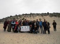 PERI BACALARı - Coğrafya Bölümü Öğrencilerinden İç Anadolu Bölgesi Arazi Çalışması
