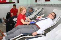 AHMET TANER KıŞLALı - Devrek'te Öğretmen Ve Velilerden Kan Bağışı Kampanyası