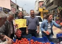 Domatis Fiyatlarını Protesto, Vatandaşa Yaradı