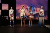 ÖZLEM KAYA - EİB Moda Tasarım Yarışması'nda Heyecan Dorukta