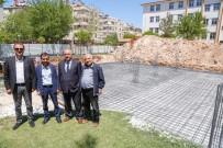 MEHMET YıLDıZ - Gazi Mahallesinde Taziye Evi Sorunu Kalkıyor