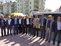 TOPLU ULAŞIM - Genel Sekreter Yardımcısı Tamer'den Minibüs Esnafına Ziyaret