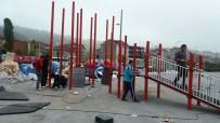 GÜLÜÇ - Gülüç Belediyesi'nden Çocuklara Oyun Parkı Müjdesi