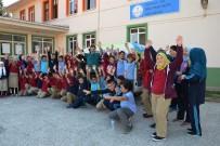 DİZİ OYUNCUSU - Hayvansever Oyuncu Biga'da Eğitim Verdi