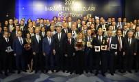 MUTFAK ÜRÜNLERİ - İKMİB,  Kimya İhracatının Şampiyonlarını Ödüllendirdi