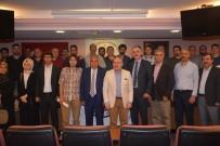 ESNAF ODASı BAŞKANı - İnternet Salonu Sahiplerine Bilgilendirme Toplantısı