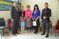 MUSTAFA YÜCEL - İvrindi'de Başarılı Öğrencilere Ödül