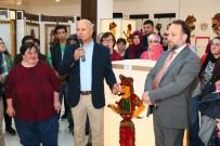 GÖLGE OYUNU - Karagöz İle Hacivat'ın Anadolu'ya Gelişinin 500'Üncü Yılına Özel Sergi