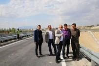 Karaman'da Mut Köprülü Kavşağı Tamamlandı