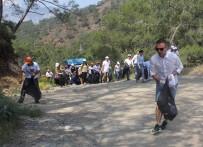 KEMER BELEDİYESİ - Kemer Çalış Tepesi'nde Bahar Temizliği