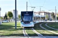 ŞAIR EŞREF - Konak Tramvayı'nda Yeni Etap Başlıyor
