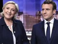 İNSANLIK SUÇU - Le Pen: Fransa'yı kesin olarak bir kadın yönetecek. Ya ben ya da Merkel