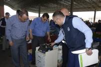 PAZARCI - Meram Belediyesi, Esnafa Yerinde Hizmet Veriyor
