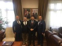 Milletvekili Çelik Ve Başkan Arslan'dan Ankara Çıkartması