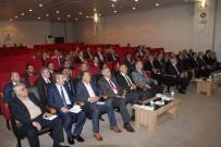 PATENT - Muş'ta 'Bölgesel İstişare Ve Değerlendirme' Toplantısı