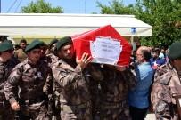 ÖZEL HAREKAT POLİSLERİ - Organlarıyla 7 Kişiye Umut Olan Şehit Polis Göz Yaşlarıyla Uğurlandı