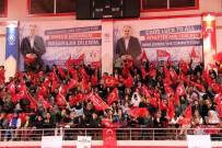 AHMET ŞİMŞİRGİL - Samsun'da 'Fetih Buluşması'