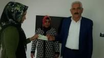 FERDİ KAZA SİGORTASI - Sendika Üyesinin Ailesine 30 Bin TL Destek