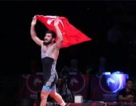 TAHA AKGÜL - Soner Demirtaş Avrupa Şampiyonu Oldu