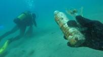TURGUTREIS - Sosyete Koyunda Deniz Altından Çıkanlar Herkesi Şok Etti