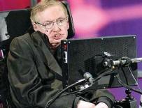 STEPHEN HAWKING - Stephen Hawking: Dünyayı 100 yıl içerisinde terk etmeliyiz