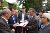 SELAMI KAPANKAYA - Tokat'ta Köylülerin Sınır Anlaşmazlığına Çözüm Arayışı