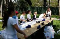SIMURG - Topkapı Sarayı Bahçesi Çocuk Şenliğine Sahne Oldu