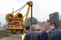 İBRAHIM SAĞıROĞLU - Trabzon'da Tek, Türkiye'de Üçüncü Örnek Proje