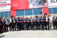 FATIH KıZıLTOPRAK - Trakya 1. Genel Sanayi Ve Ticaret Fuarı Açıldı