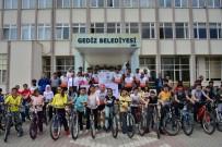 METABOLIK - Türkiye Sağlıklı Kentler Birliği Bisiklet Kafilesi Başkan Saraoğlu'nu Ziyaret Etti
