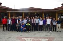HAKEM KURULU - U19 Takımlar Türkiye Şampiyonası Fikstür Kura Çekimleri Gediz'de Yapıldı