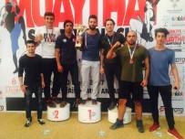 ERCIYES - Üniversiteler Arası Muay Thai Şampiyonasında Erciyes Üniversitesi İkinci Oldu